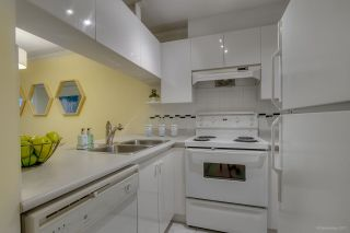 Photo 8: 211 3638 W BROADWAY in Vancouver: Kitsilano Condo for sale (Vancouver West)  : MLS®# R2195314