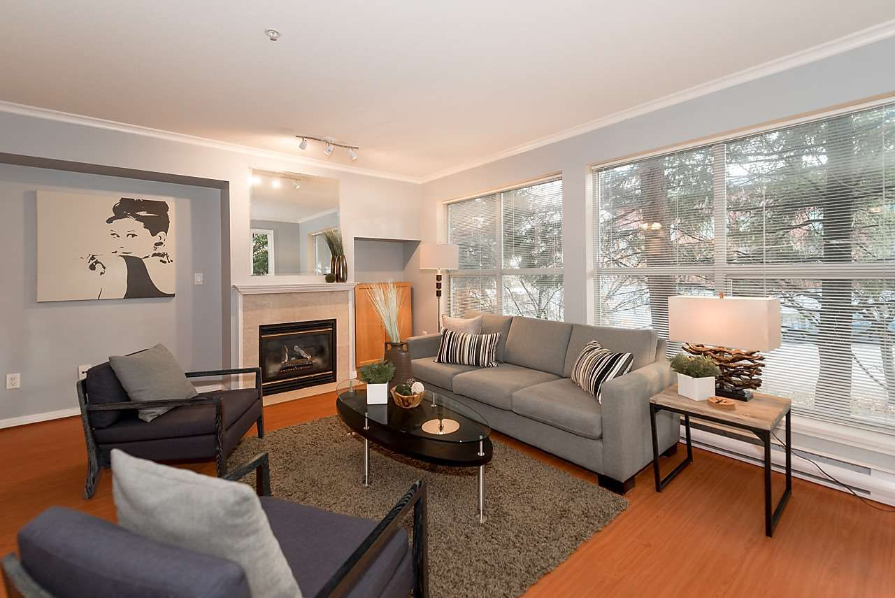 """Main Photo: 305 4181 NORFOLK Street in Burnaby: Central BN Condo for sale in """"NORFOLK PLACE"""" (Burnaby North)  : MLS®# R2124838"""