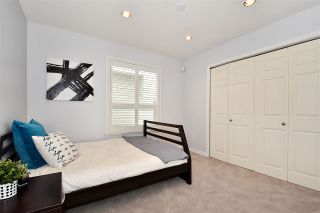 Photo 16: 1545 TRAFALGAR STREET in Vancouver: Kitsilano Townhouse for sale (Vancouver West)  : MLS®# R2392914