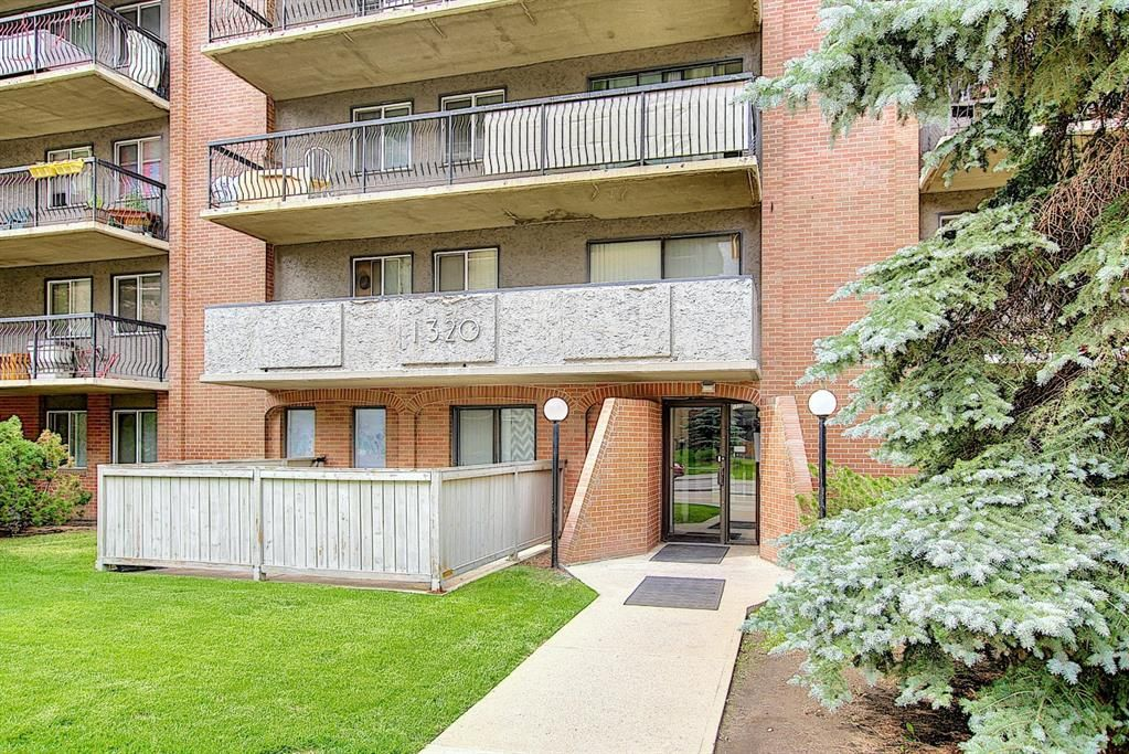 Main Photo: 204 1320 12 Avenue SW in Calgary: Beltline Apartment for sale : MLS®# A1128218