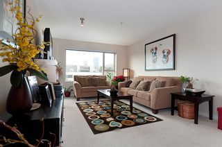 """Photo 7: 308 4728 DAWSON Street in Burnaby: Brentwood Park Condo for sale in """"MONTAGE"""" (Burnaby North)  : MLS®# V980939"""