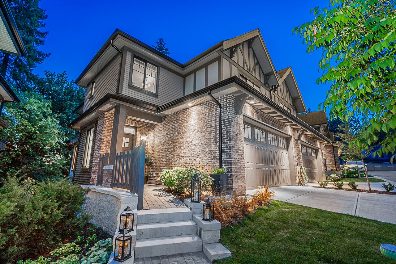 """Main Photo: 36 3306 PRINCETON Avenue in Coquitlam: Burke Mountain Townhouse for sale in """"HADLEIGH ON THE PARK"""" : MLS®# R2491911"""