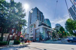 "Photo 1: 701 821 CAMBIE Street in Vancouver: Yaletown Condo for sale in ""Raffles on Robson"" (Vancouver West)  : MLS®# R2509308"