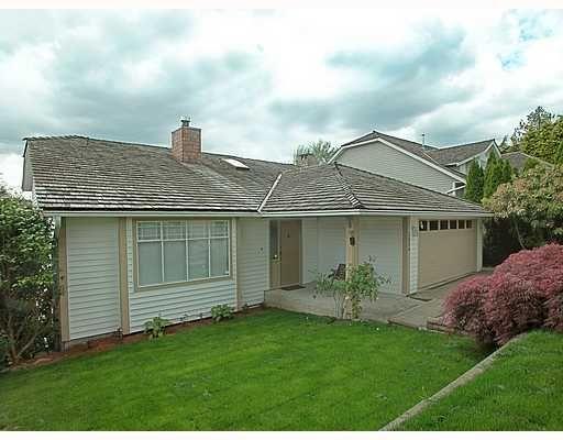 Main Photo: 2828 NASH Drive in Coquitlam: Scott Creek House for sale : MLS®# V732025
