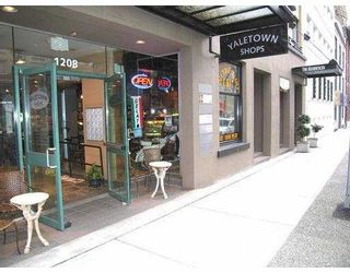 """Photo 3: 505 1216 HOMER Street in Vancouver: Downtown VW Condo for sale in """"THE MURCHIES BUILDING"""" (Vancouver West)  : MLS®# V643562"""