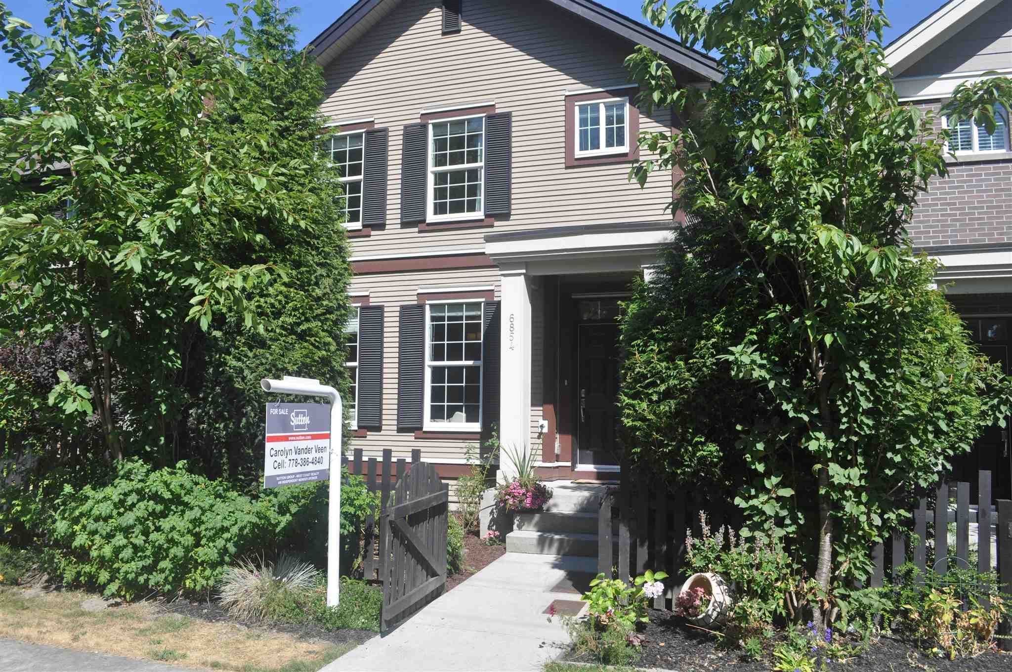 """Main Photo: 6854 208 Street in Langley: Willoughby Heights Condo for sale in """"Milner Heights"""" : MLS®# R2603848"""