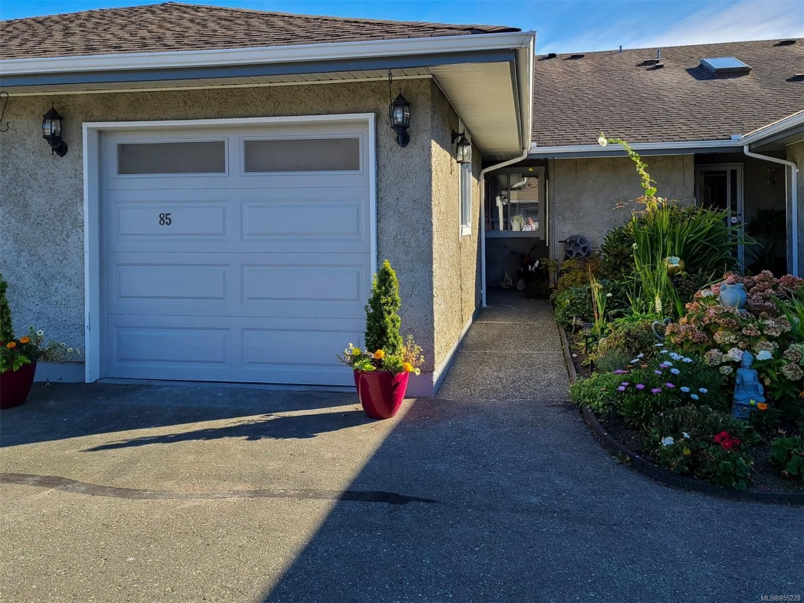 Main Photo: 85 2600 Ferguson Rd in : CS Turgoose Row/Townhouse for sale (Central Saanich)  : MLS®# 855228