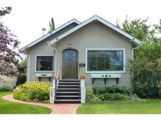 Photo 1: 1409 6 Street NW in Calgary: Rosedale House for sale : MLS®# C4008743