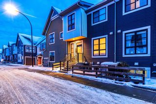 Main Photo: 4301 100 Walgrove Court SE in Calgary: Walden Row/Townhouse for sale : MLS®# A1074388