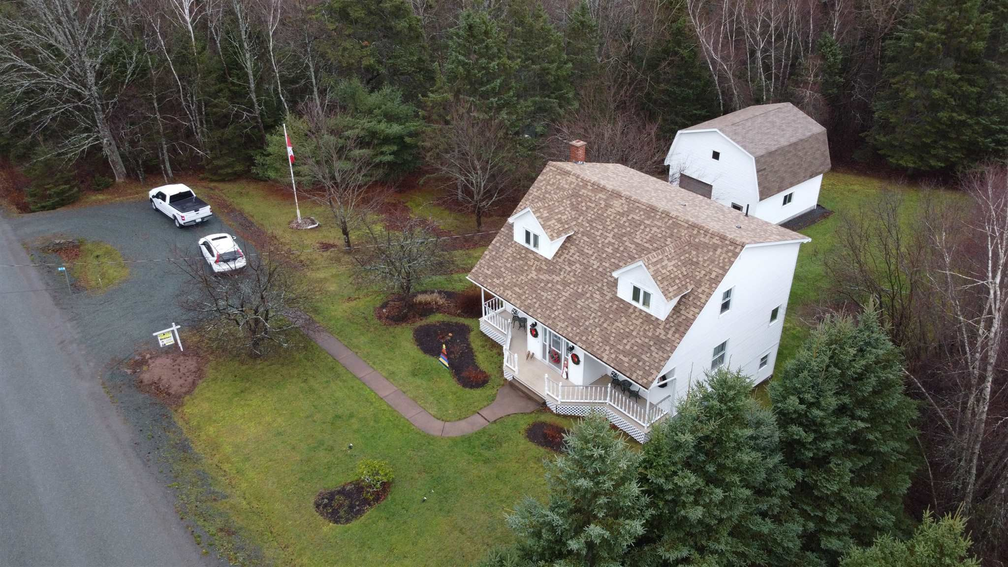 Main Photo: 314 Frasers Mountain Branch Road Road in Frasers Mountain: 108-Rural Pictou County Residential for sale (Northern Region)  : MLS®# 202025324