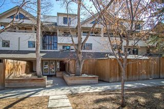 Photo 1: 102 2214 14A Street SW in Calgary: Bankview Apartment for sale : MLS®# A1091070