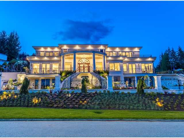 Main Photo: 1413 SANDHURST PL in West Vancouver: Chartwell House for sale : MLS®# V1115161