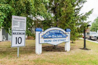 Photo 40: 307 9620 174 Street in Edmonton: Zone 20 Condo for sale : MLS®# E4253956