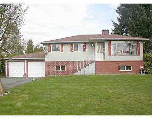 Main Photo: 5481 SPRUCE ST in : Deer Lake Place House for sale : MLS®# V526804