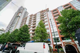 """Photo 3: 507 1330 HORNBY Street in Vancouver: Downtown VW Condo for sale in """"Hornby Court"""" (Vancouver West)  : MLS®# R2588080"""