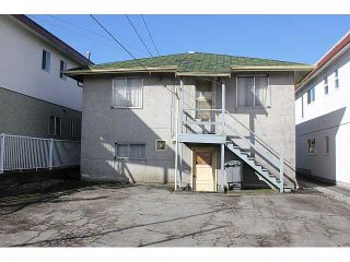 """Photo 2: 4864 INVERNESS Street in Vancouver: Knight House for sale in """"Knight"""" (Vancouver East)  : MLS®# V1053162"""