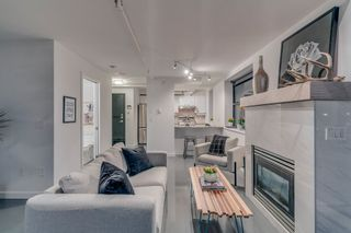 """Photo 4: 501 428 W 8TH Avenue in Vancouver: Mount Pleasant VW Condo for sale in """"XL LOFTS"""" (Vancouver West)  : MLS®# R2214757"""