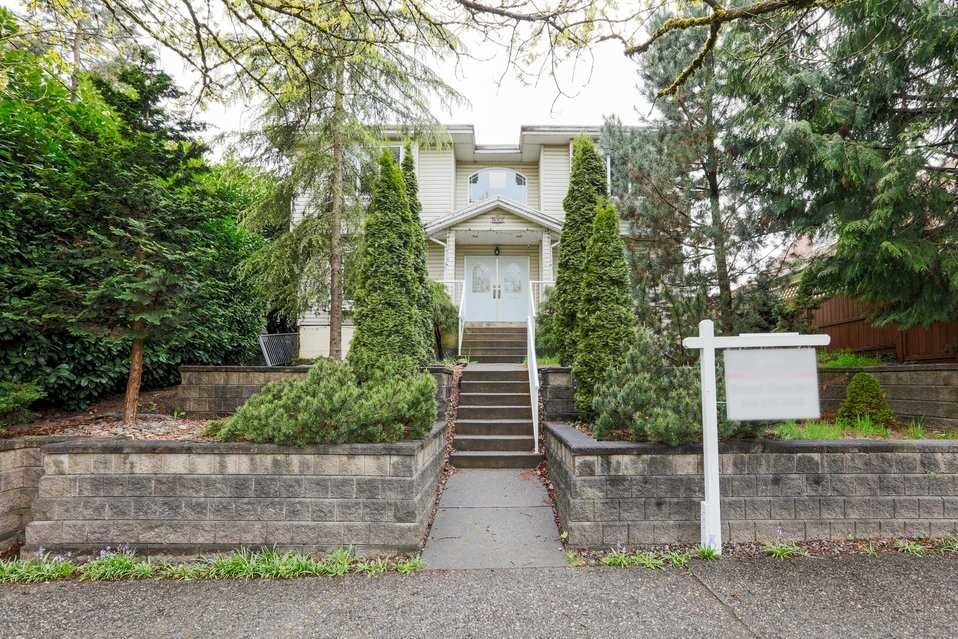 Main Photo: 443 ROUSSEAU Street in New Westminster: Sapperton House for sale : MLS®# R2566745