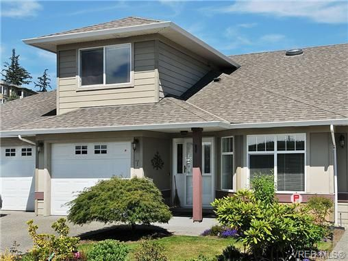 Main Photo: 7 126 Hallowell Rd in VICTORIA: VR Glentana Row/Townhouse for sale (View Royal)  : MLS®# 647851