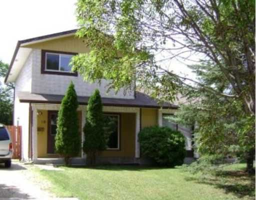 Main Photo: 10 BRIARBROOK Bay in WINNIPEG: Charleswood Single Family Attached for sale (South Winnipeg)  : MLS®# 2711704