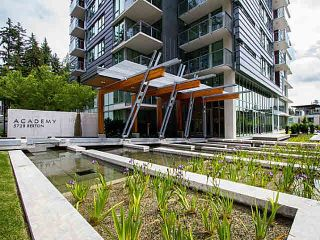 Photo 2:  in Vancouver: University VW Condo for rent (Vancouver West)