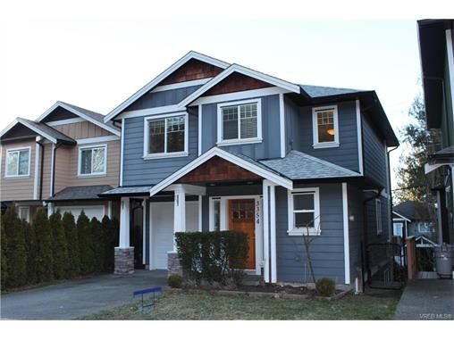 Main Photo: 3354 Langrish Mews in VICTORIA: La Walfred House for sale (Langford)  : MLS®# 748509
