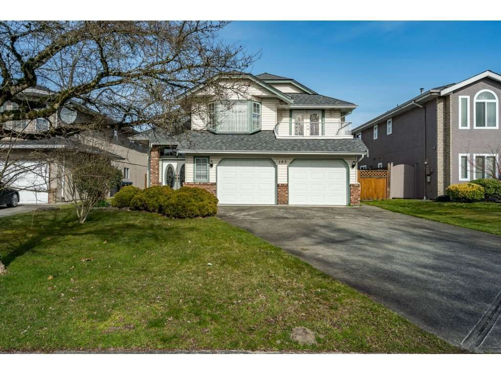 Main Photo: 183 HENDRY Place in New Westminster: Queensborough House for sale : MLS®# R2555096
