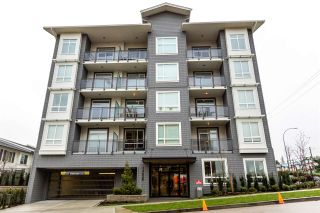 Photo 1: 115 13628 81A Avenue in Surrey: East Newton Condo for sale : MLS®# R2524091