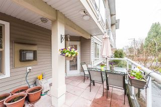 "Photo 17: 110 2432 WELCHER Avenue in Port Coquitlam: Central Pt Coquitlam Townhouse for sale in ""GARDENIA"" : MLS®# R2253875"