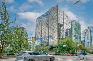 Photo 1: 413 1333 W GEORGIA Street in Vancouver: Coal Harbour Condo for sale (Vancouver West)  : MLS®# R2590742