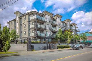 """Main Photo: 105 20630 DOUGLAS CRESCENT Street in Langley: Langley City Condo for sale in """"BLU"""" : MLS®# R2576361"""