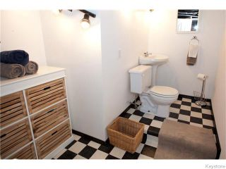 Photo 15: 146 Dupont Street in WINNIPEG: St Boniface Residential for sale (South East Winnipeg)  : MLS®# 1605583