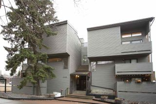 Photo 1: 5 10032 113 Street in Edmonton: Zone 12 Townhouse for sale : MLS®# E4225334