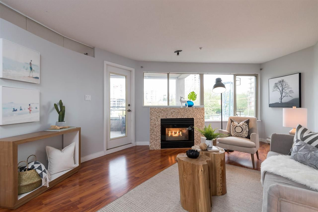 """Main Photo: 209 1208 BIDWELL Street in Vancouver: West End VW Condo for sale in """"BAYBREEZE"""" (Vancouver West)  : MLS®# R2266532"""