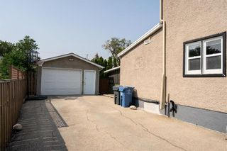 Photo 24: 548 Aberdeen Avenue in Winnipeg: North End Residential for sale (4A)  : MLS®# 202119164