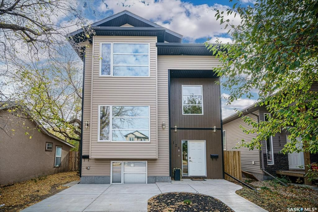 Main Photo: 121A 111th Street West in Saskatoon: Sutherland Residential for sale : MLS®# SK872343