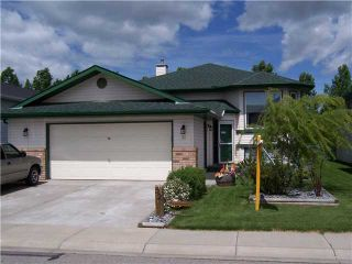 Photo 1: 52 SUNRIDGE Place NW: Airdrie Residential Detached Single Family for sale : MLS®# C3529637