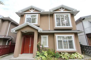 Main Photo: 3862 NANAIMO Street in Vancouver: Renfrew Heights House for sale (Vancouver East)  : MLS®# R2505281