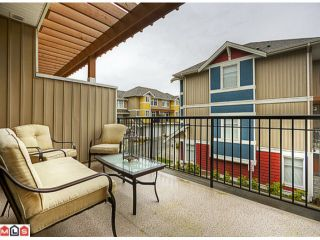 """Photo 18: 26 6036 164TH Street in SURREY: Cloverdale BC Townhouse for sale in """"ARBOUR VILLAGE"""" (Cloverdale)  : MLS®# F1202711"""