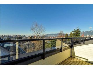 """Photo 15: 1808 E PENDER Street in Vancouver: Hastings Townhouse for sale in """"AZALEA HOMES"""" (Vancouver East)  : MLS®# V1051679"""