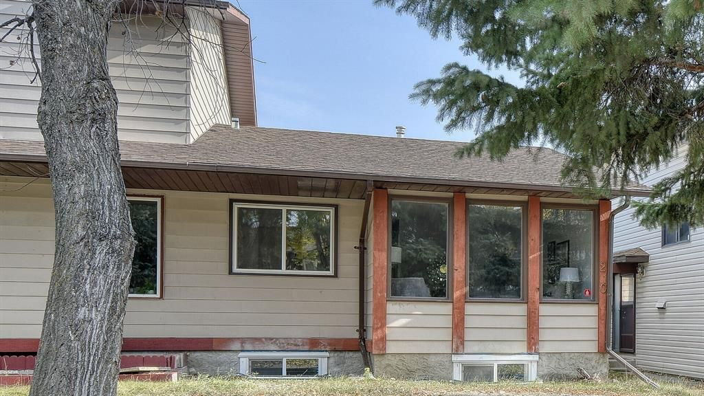 Main Photo: 210 Edgedale Place NW in Calgary: Edgemont Semi Detached for sale : MLS®# A1152992