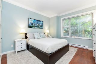 """Photo 9: 107 808 SANGSTER Place in New Westminster: The Heights NW Condo for sale in """"THE BROCKTON"""" : MLS®# R2503348"""
