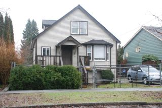 Photo 1: 416 FADER STREET in New Westminster: Sapperton House for sale : MLS®# R2436533