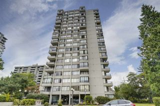 """Photo 1: 102 740 HAMILTON Street in New Westminster: Uptown NW Condo for sale in """"The Statesman"""" : MLS®# R2396351"""