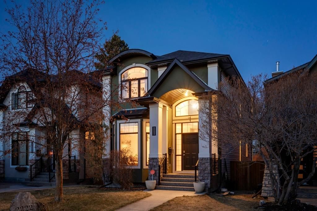 Main Photo: 2222 26th Street SW in Calgary: Killarney/Glengarry Detached for sale : MLS®# A1097636