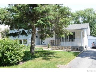 Photo 1: 14 Macalester Bay in Winnipeg: Fort Richmond Residential for sale (1K)  : MLS®# 1625516