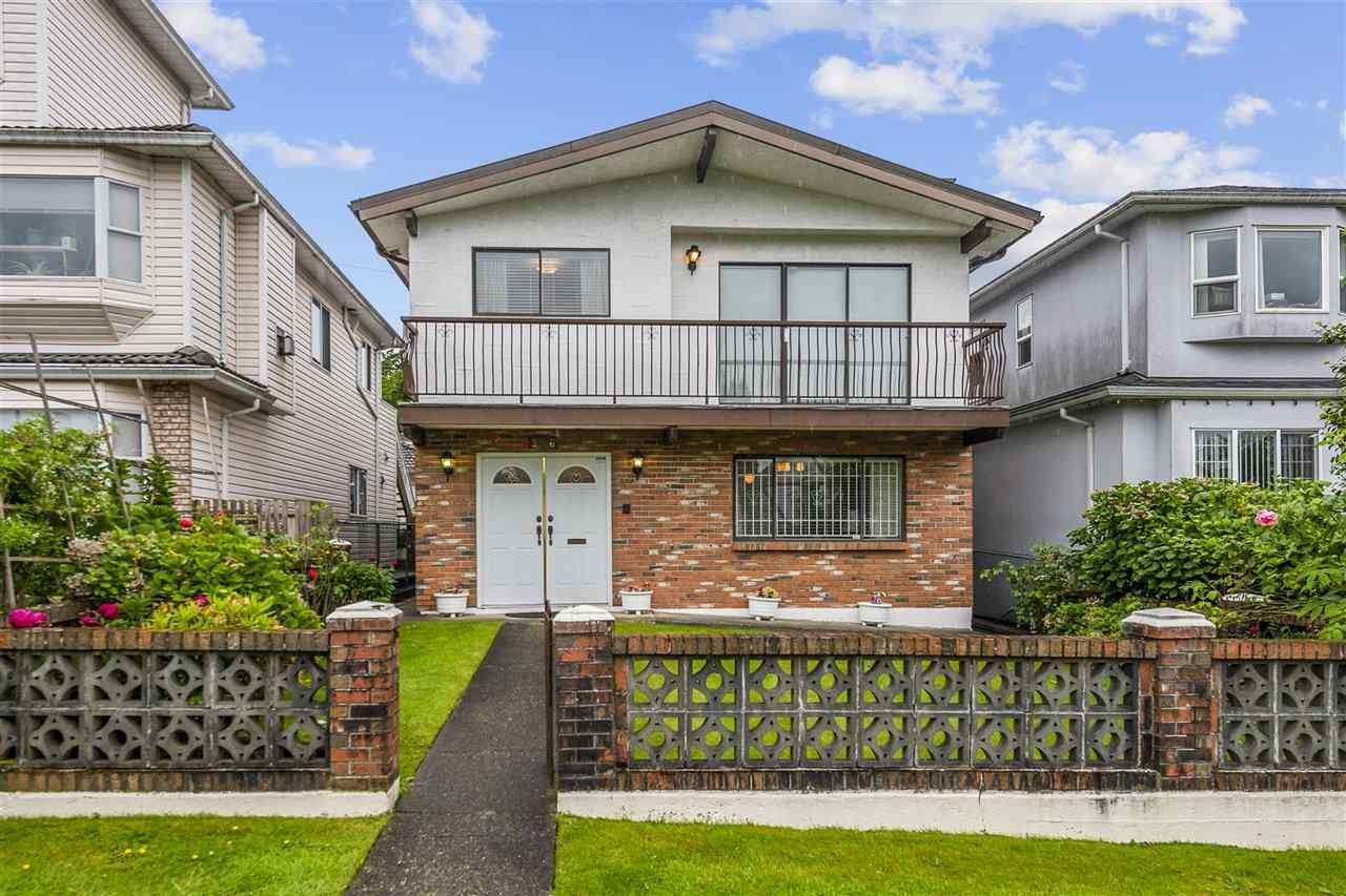 Main Photo: 3226 E 26TH Avenue in Vancouver: Renfrew Heights House for sale (Vancouver East)  : MLS®# R2462043