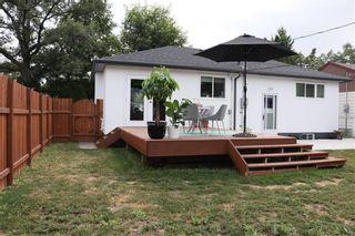 Photo 28: 67 Portland Avenue in Winnipeg: St Vital Residential for sale (2D)  : MLS®# 202108661