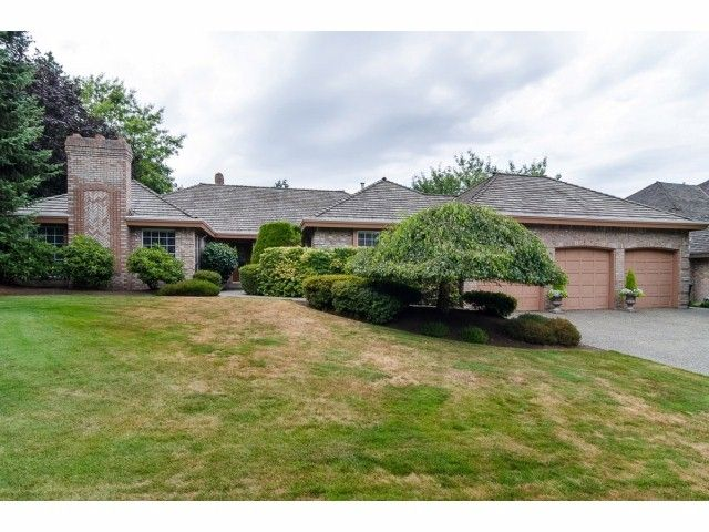 """Main Photo: 2977 NORTHCREST Drive in Surrey: Elgin Chantrell House for sale in """"Elgin Park Estates"""" (South Surrey White Rock)  : MLS®# F1418044"""
