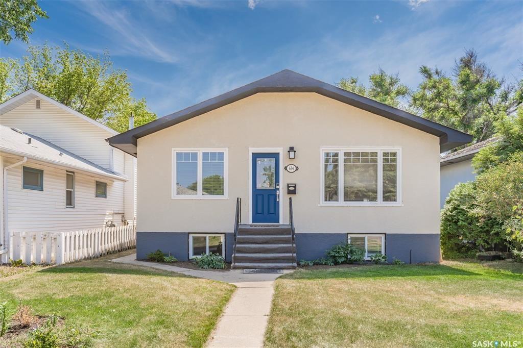 Main Photo: 634 2nd Street East in Saskatoon: Haultain Residential for sale : MLS®# SK865254